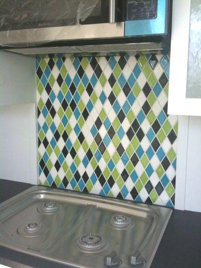 Kitchen backsplahs