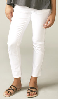 Maternal America Skinny Ankle Maternity Jeans